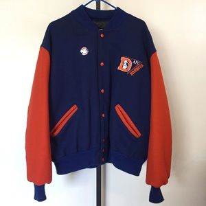 Other - Denver's Bronco Jacket XL